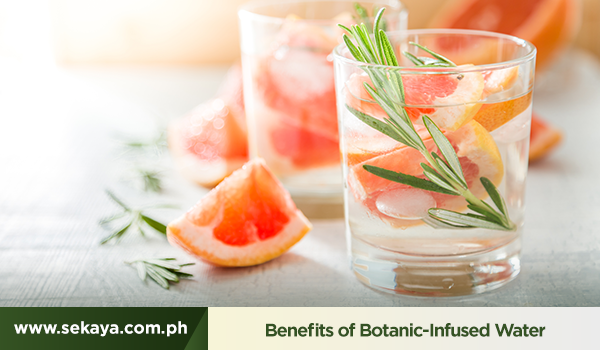 Benefits of Botanic-Infused Water
