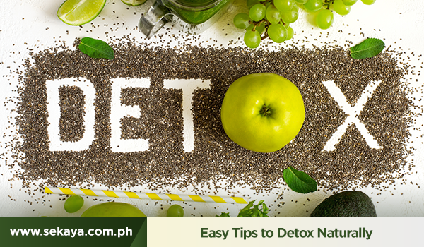Easy Tips to Detox Naturally