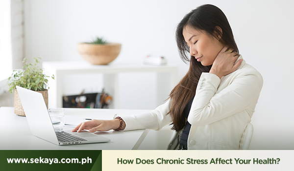 How Does Chronic Stress Affect Your Health