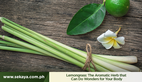 Lemongrass: The Aromatic Herb that Can Do Wonders for Your Body