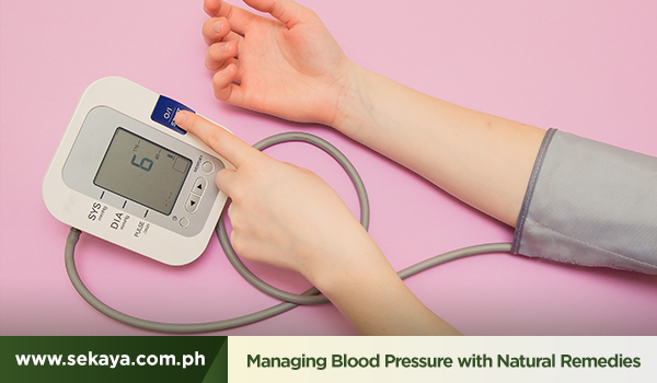 Managing Blood Pressure with Natural Remedies