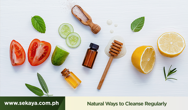 Natural Ways to Cleanse Regularly
