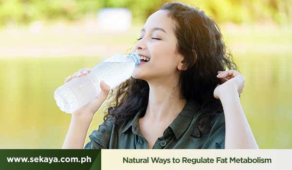Natural Ways to Regulate Fat Metabolism