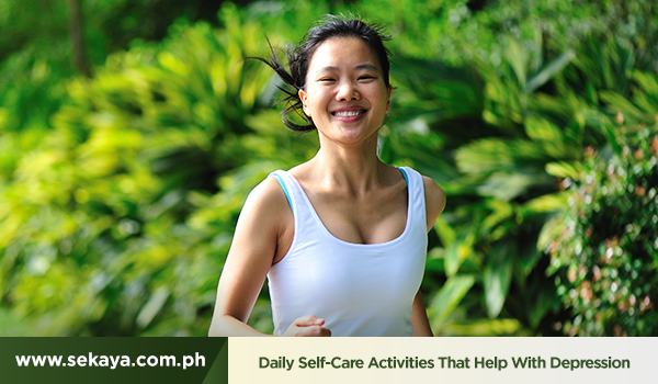 Self Care Regimen: Activities that can help with Depression