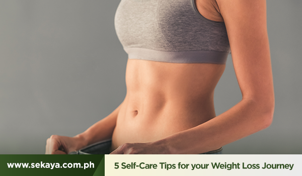 Self-Care Tips for Your Weight-Loss Journey