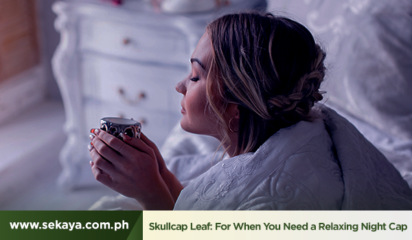 Skullcap Leaf: For When You Need a Relaxing Night Cap