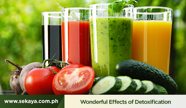 Wonderful Effects of Detoxification